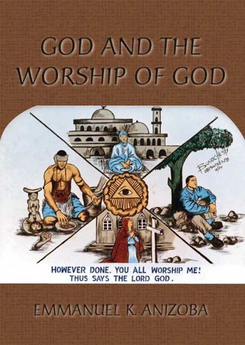 9781412072342: God and the Worship of God