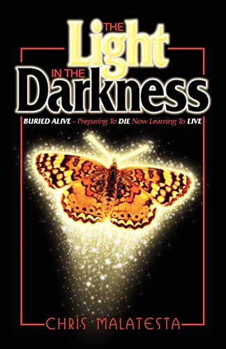 9781412081399: The Light in the Darkness: Buried Alive - Preparing to Die. Now Learning to Live.