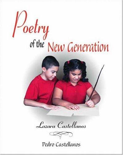 Poetry of the New Generation: Castellanos, Lazara