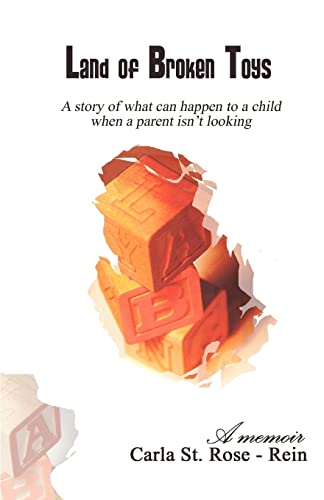 9781412091794: Land of Broken Toys: A Memoir