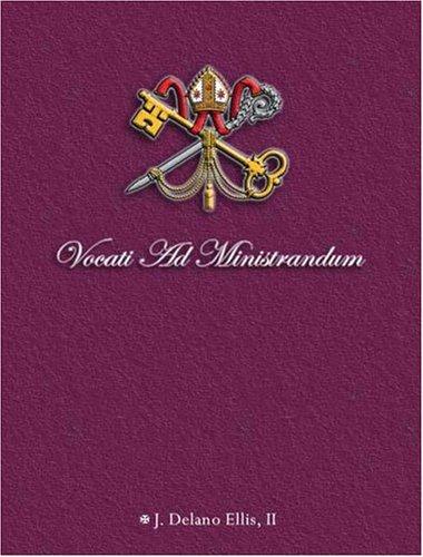 9781412093552: Vocati Ad Ministrandum