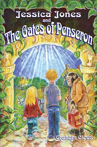 Jessica Jones and the Gates of Penseron: Graham Clews