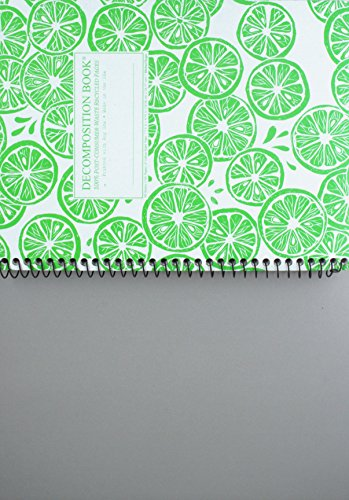 Limes Coilbound Decomposition Book: Michael Roger Inc.