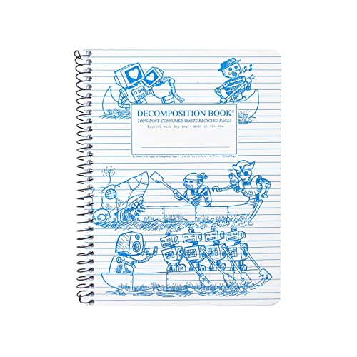 Rowbots Coilbound Decomposition Book: Michael Roger Inc.