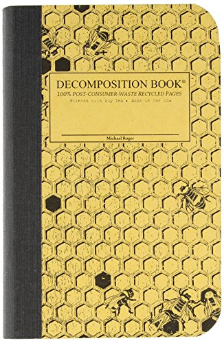 9781412430869: Honeycomb Pocket Sized Decomposition Book: College-ruled Composition Notebook With 100% Post-consumer-waste Recycled Pages