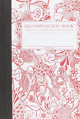 9781412430890: Wild Garden Pocket-Size Decomposition Book: College-ruled Composition Notebook With 100% Post-consumer-waste Recycled Pages