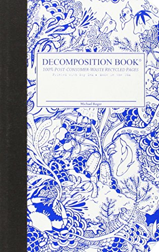 9781412430906: Under the Sea Pocket-Size Decomposition Book: College-Ruled Composition Notebook With 100% Post-Consumer-Waste Recycled Pages