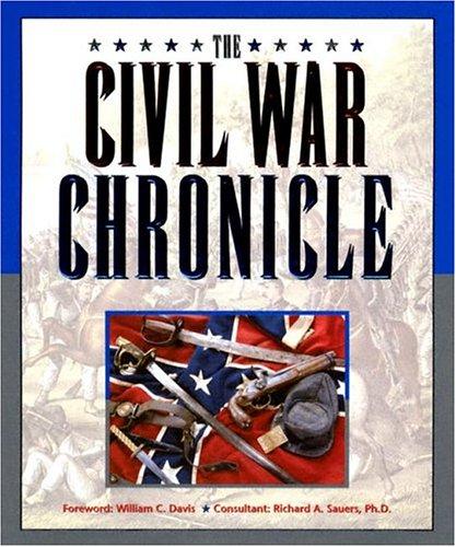 9781412700443: The Civil War Chronicle
