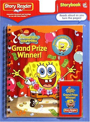Grand Prize Winner! (Story Reader)
