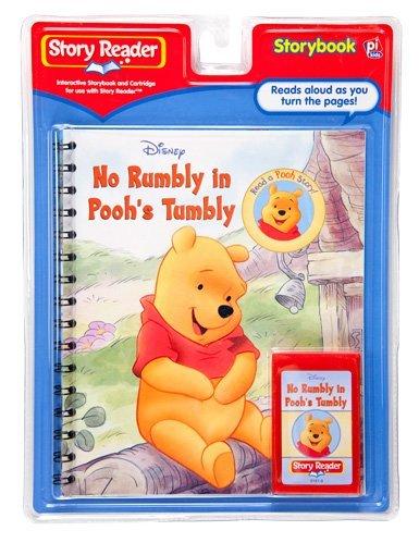 Story Reader Disney Book: No Rumbly in Pooh's Tumbly: Disney