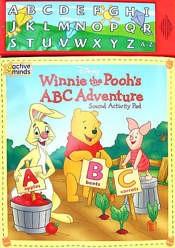 9781412701716: Winnie-the-Pooh's ABC Adventure Sound Activity Pad