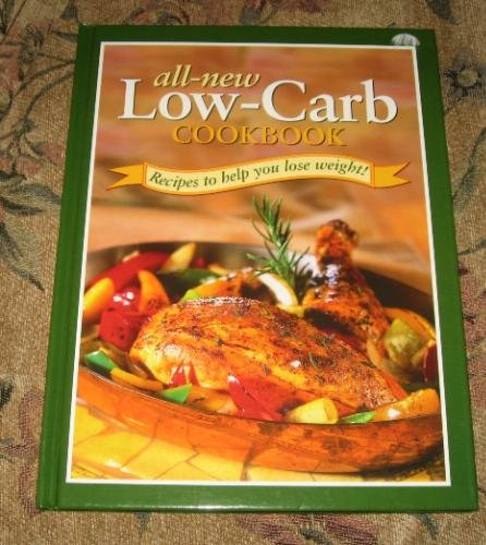 9781412702577: All-new Low-carb Cookbook