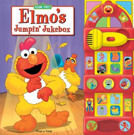 Sesame Street: Elmo's Jumpin' Jukebox (Interactive Song