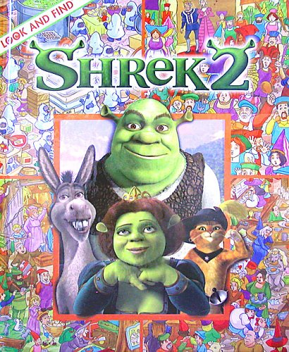9781412704724: Shrek 2 (Look and Find) (Look and Find (Publications International))