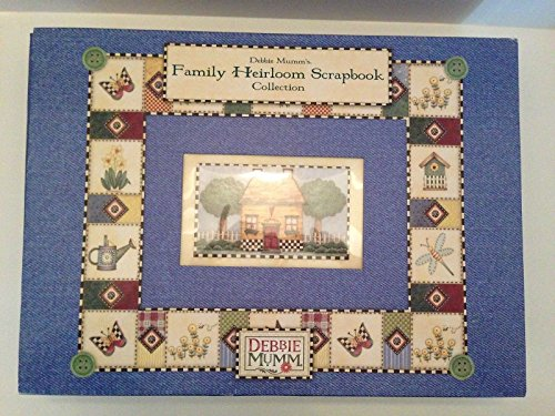 Debbie Mumm's Family Heirloom Scrapbook Collection (1412705118) by Debbie Mumm