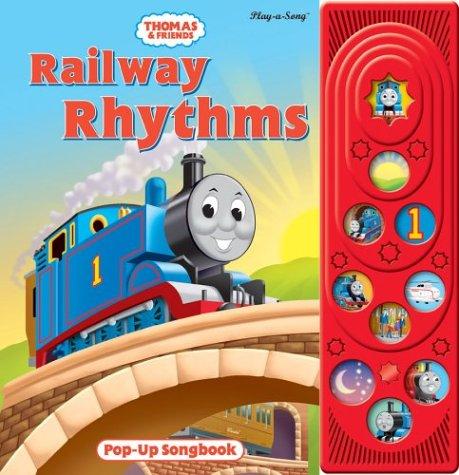 9781412705776: Thomas the Tank Engine: Railway Rhythms (Pop Up Song Book) (Thomas & Friends)