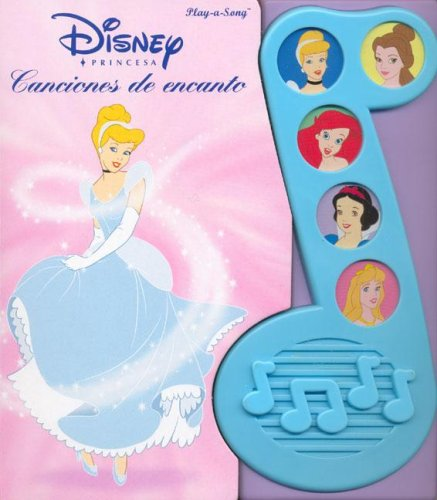 Canciones de Encanto. Disney Princesa (Spanish Edition)