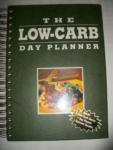 9781412710107: Low Carb Day Planner