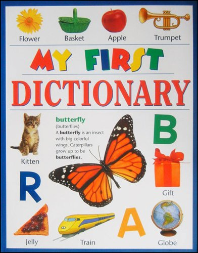 9781412710329: My First Dictionary