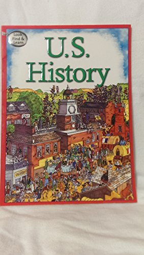 9781412710473: Look, Find, & Learn: U.S. History