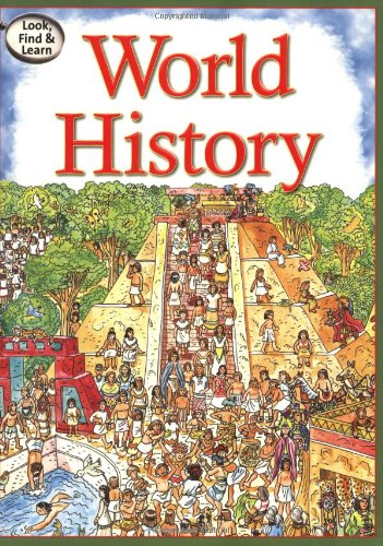 9781412710480: Look and Find -- World History