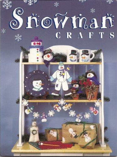 9781412710695: Snowman Crafts