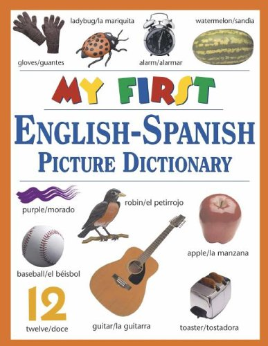 9781412710862: My First English-Spanish Picture Dictionary