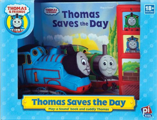 9781412711616: Thomas and Friends Sound Book and Thomas Plush Toy (Thomas & Friends)