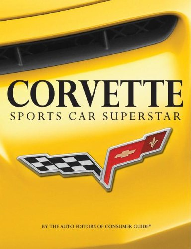 9781412712224: Corvette Sports Car Superstar (Chronicle)