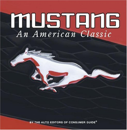 Brick Book Mustang (Book Brick) (1412712246) by Publications International