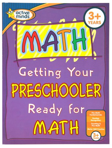 Getting Your Preschooler Ready for Math: Publications International Limited