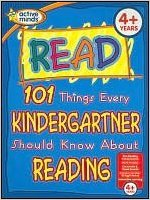 9781412712347: 101 Things Every Kindergartner Should Know About Reading