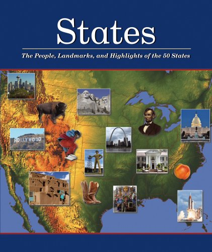 9781412713337: States: The People, Landmarks and Highlights of the 50 States