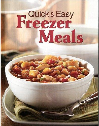 9781412714051: Quick & Easy Freezer Meals