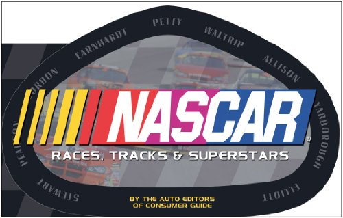 Shaped Nascar (1412714427) by Greg Fielden; Auto Editors of Consumer Guide