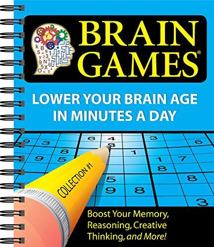 9781412714501: Brain Games: 1 (Brain Games (Numbered))