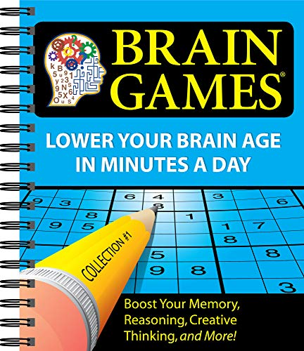 9781412714501: Brain Games® #1: Lower Your Brain Age in Minutes a Day (Brain Games (Numbered))