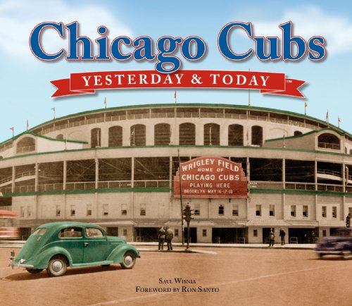 9781412715034: Chicago Cubs: Yesterday & Today