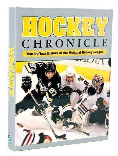 Hockey Chronicle 2007: Year by Year History: Morgan Hughes, Stan