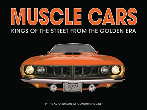 9781412715225: Muscle Cars: Kings of the Street From the Golden Era