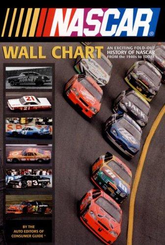 9781412715881: NASCAR Wall Chart