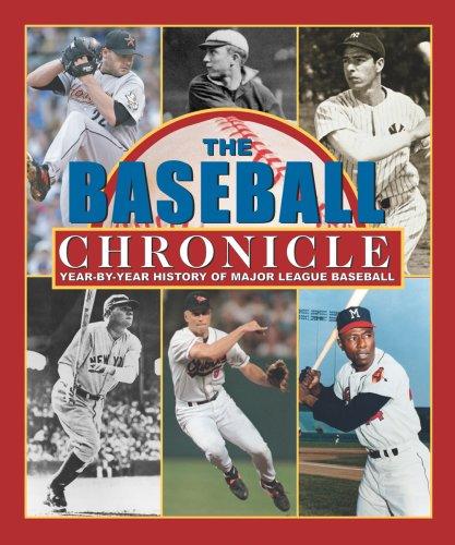the history of the baseball league