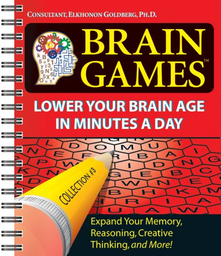 9781412716130: Brain Games #3: Lower Your Brain Age in Minutes a Day (Brain Games (Unnumbered))