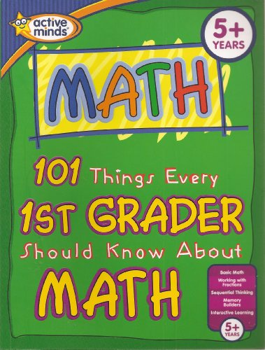 101 Things Every 1st Grader Should Know About Phonics (Active Minds Series) (Active Minds Series): ...