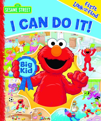 9781412717069: Sesame Street I Can Do It! (First Look and Find)