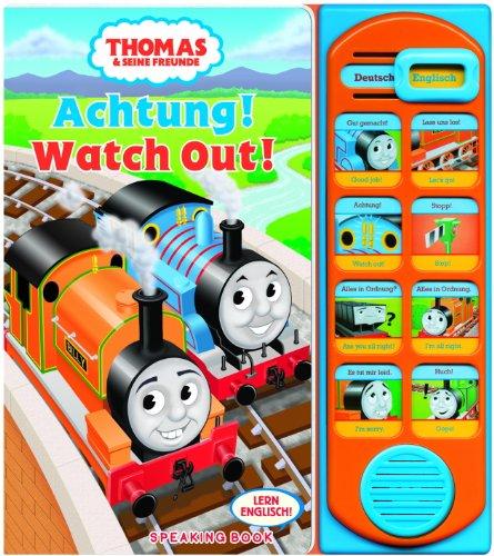 9781412718264: Lern Englisch! Speaking Book Thomas - Achtung! / Watch out!