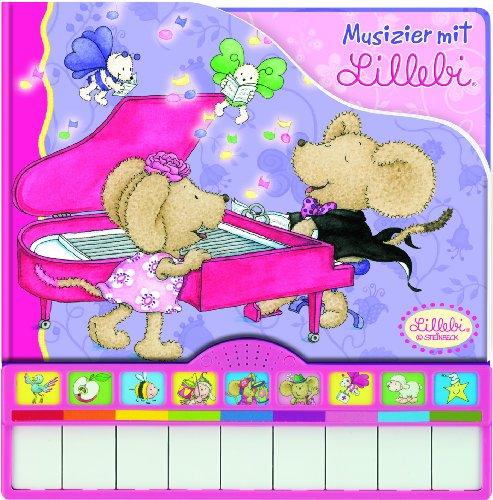 9781412718639: Lillebi - Musizier mit Lillebi, Liederbuch mit Klaviertastatur
