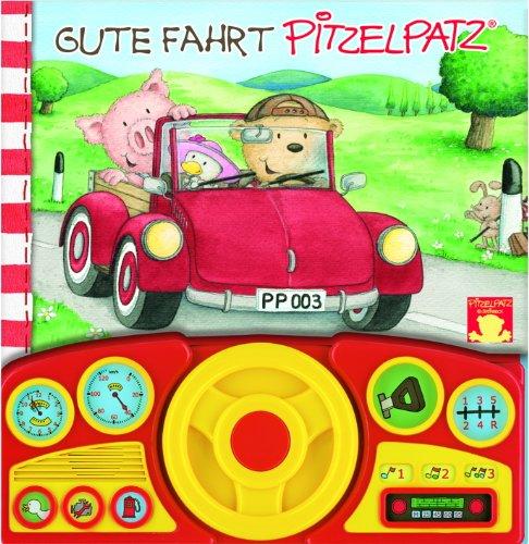 9781412718677: Lenkradbuch Gute Fahrt Pitzelpatz