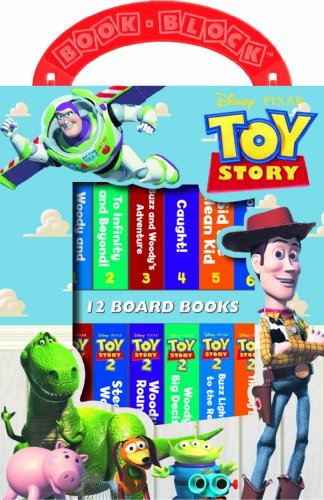My First Library: Toy Story: Editors of Publications International, Ltd.