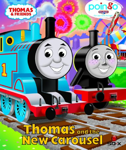 9781412719148: Poingo Storybook Thomas and Friends - Thomas and the New Carousel